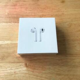 Apple AirPods with charging case NEW Sealed...!!!