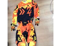 Fox motocross kit