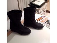 Motorcycle Leather Boots - Eur 42