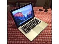 Macbook Pro 2012 i5 Core 250GB 6gb ram