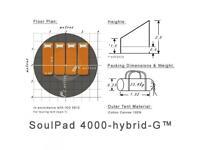 Soulpad 4000 Hybrid Bell tent