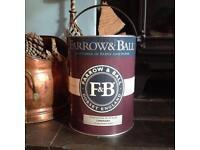 Farrow & Ball 'Oval Room Blue' 5litre paint