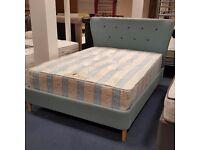 Aurora 4' 6' bed frame