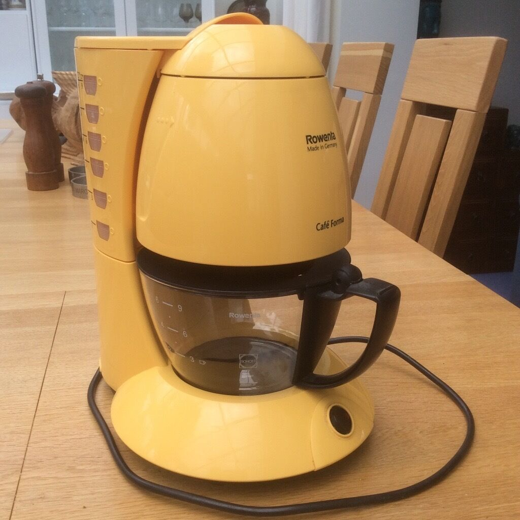 Rowenta Caf Forma Filter Coffee Machine In Poole Dorset Gumtree