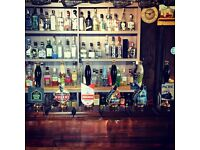Bar Staff required for a busy pub / bar in Woodbridge, Suffolk.