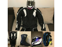 RST 2pc suit + extra