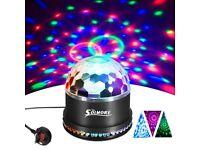 Solmore 12W RGB Disco Lights