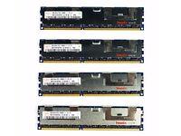 Mac Pro memory 32GB (8x4GB) Memory 1066MHz DDR3 Upgrade Apple 4.1 & 5.1 RAM Mac Pro 2009-2010-2012