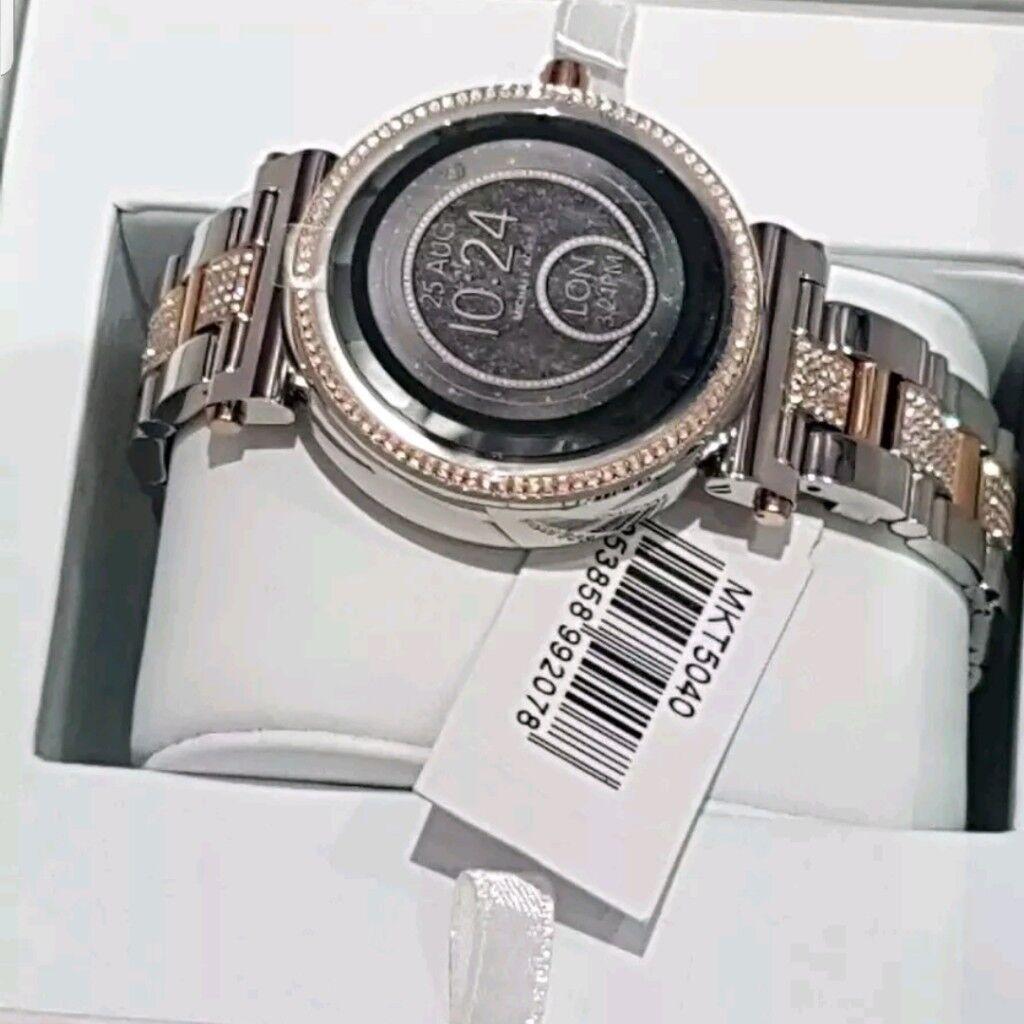 ea8a62f8b987 Michael Kors Access Sofie Smart Watch