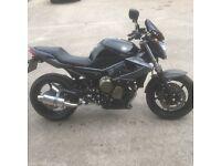 Yamaha xj6 (not r6 gsxr 600 Honda 600rr gsx cbr zx6r 675 ex-6 650r ninja )