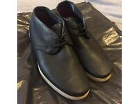 Vans Leather Chukka Boots UK7
