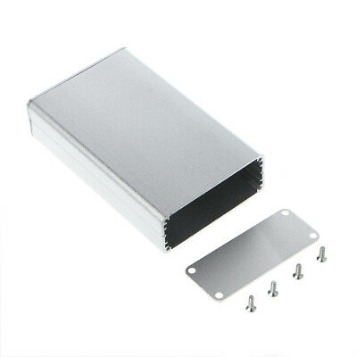 80x50x20mm Aluminum Project Box Enclosure Case Electronic Diy Instrument Case