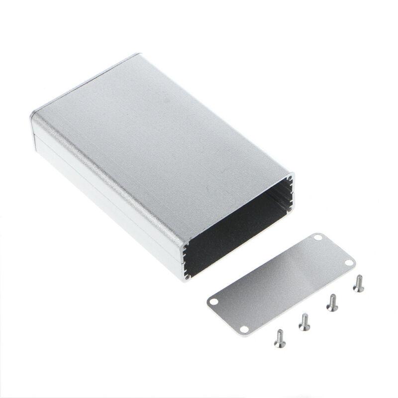 80x50x20mm Aluminum Project Box Enclosure Case Electronic DIY Instrument Case