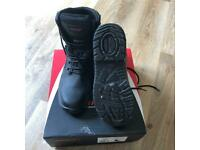 Men's Arma safety/ motorcycle boots
