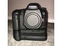 Canon EOS 5D Mark iii with Battery Grip