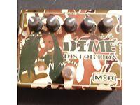 dimebag darrell distortion pedal