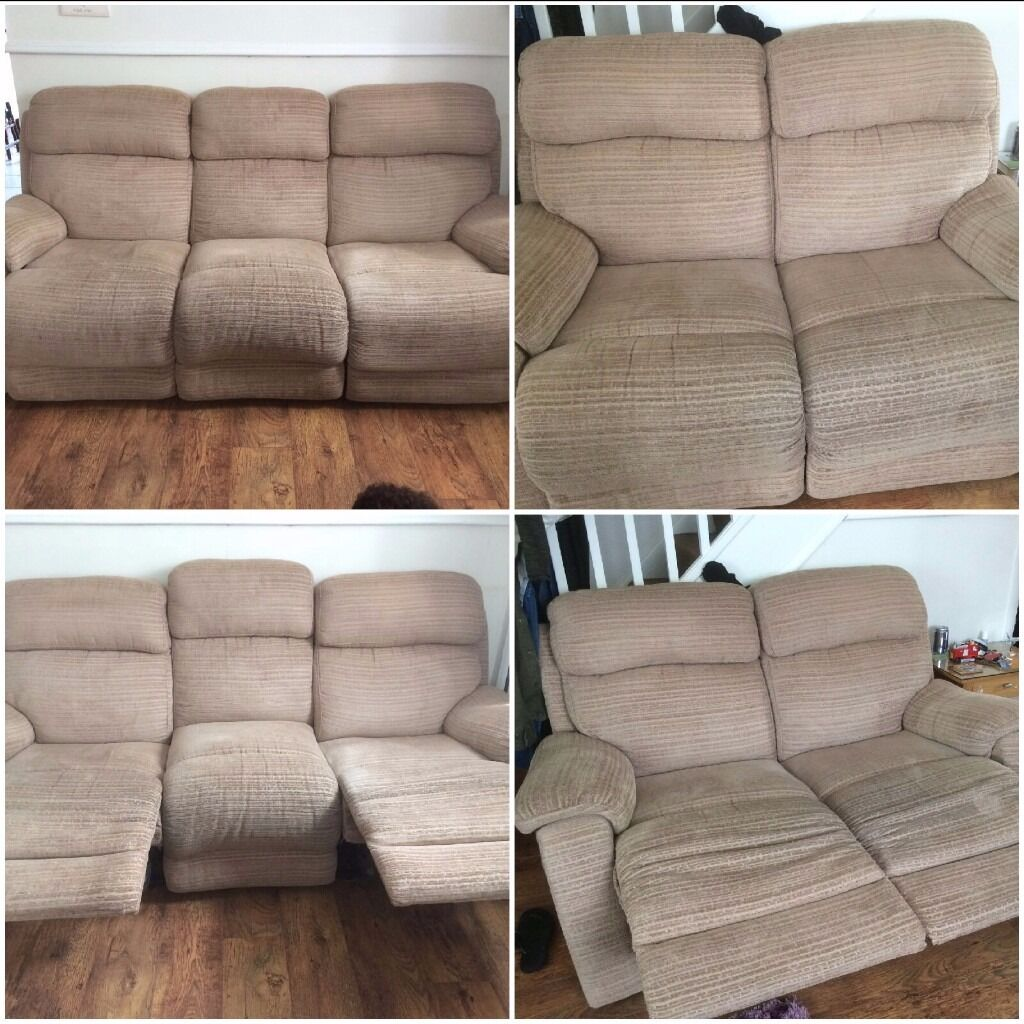 3 Seater 2 Manual Recliner Dfs Sofas From The Newbury Range Only 18