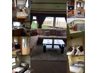 3 bed spacious caravan for hire on the Grange in ingoldmels
