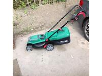 Qualcast 36v battery mower