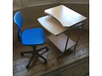 123goforit Computer desk and chair set £20 o.n.o.