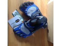 Vibram FiveFingers running shoes for child