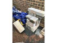 Concrete blocks free