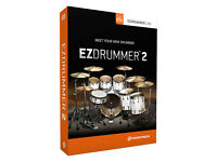 Toontrack EZdrummer 2 // FOR CUBASE // LOGIC // ABLETON