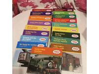 18 Thomas tank books rrp £.4.99 each
