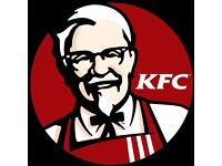 KFC St Andrew- Team Member position available