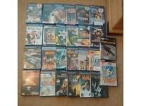 Job lot of PS2 games inc Gamecube & Master system