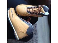 Urban Logik junior boots (size UK 1)