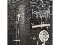 Cool touch rain shower 50% off