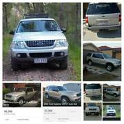 Ford Explorer Redcliffe Redcliffe Area Preview