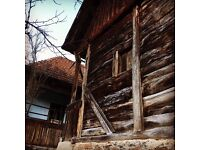 Rustic house in Transilvania