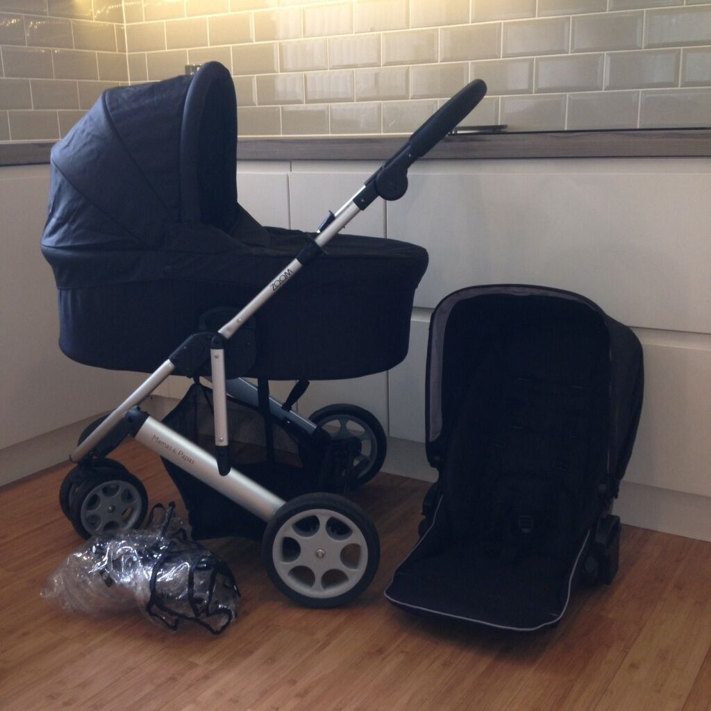 Mamas And Papas Zoom Travel System In Worksop