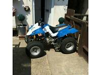 Road legal quad 200cc need gone asap takeing up space