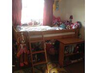 Mid sleeper bed- STOMPA