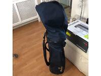 Macgregor Golf Clubs and carry Bag