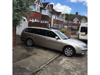 Ford Mondeo Left Hand Drive - King Size Estate
