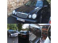 Mercedes E200 Classic Auto 1998