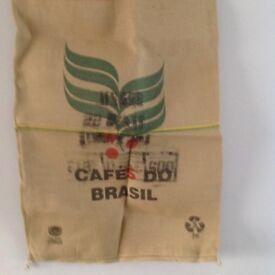 COFFEE SACKS X 10
