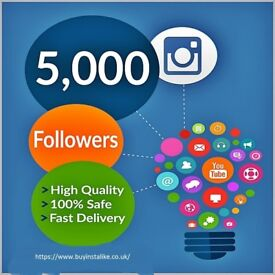 Buy UK Instagram Followers & Get Free Likes From $1.99