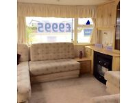 CHEAP STATIC CARAVAN SITED ON TY MAWR HOLIDAY PARK, TOWYN NORTH WALES