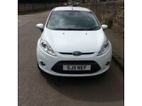*** FORD FIESTA ZETEC NEWER MODEL ( WAS £4500 NOW DOWN TO £4000 ) ***