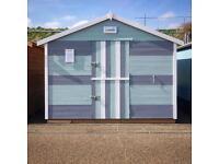 Pakefield Beach Hut