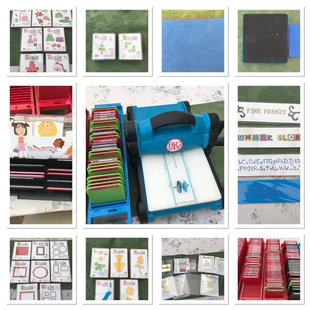 Craft Supplies Tools For Scrap Booking Card Making And Much More