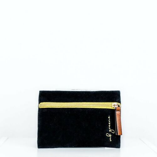 MB Greene Privacy Pouch, Black