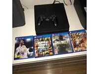 Ps4 slim 500GB box