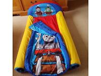 Thomas & Friends Toddler ReadyBed Airbed & Sleeping Bag