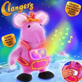 Clangers Lullaby Starlight Tiny soft toy